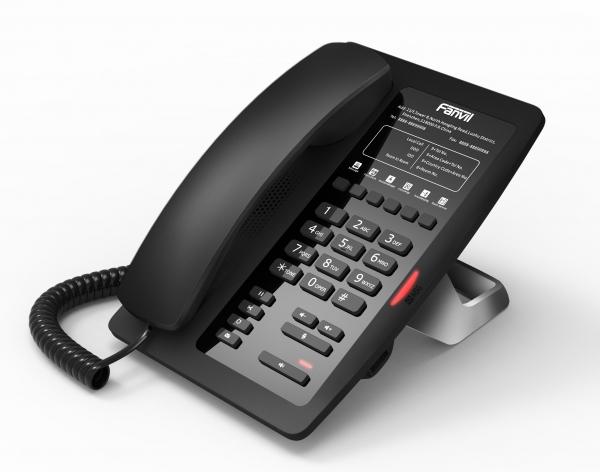 отельный телефон fanvil H3